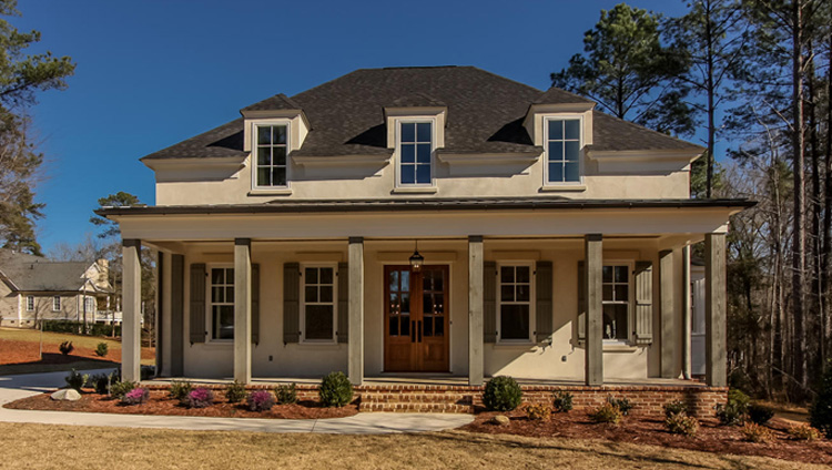 The Summit New Homes Augusta Ga