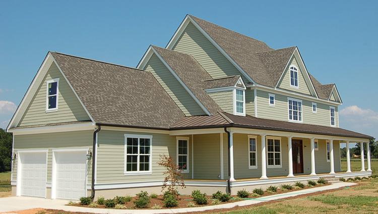 Custom Home In Evans Ga Crawford Creek In Evans Ga New